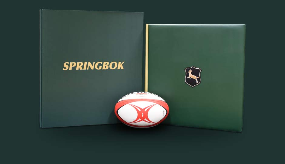 The Official Springbok Opus